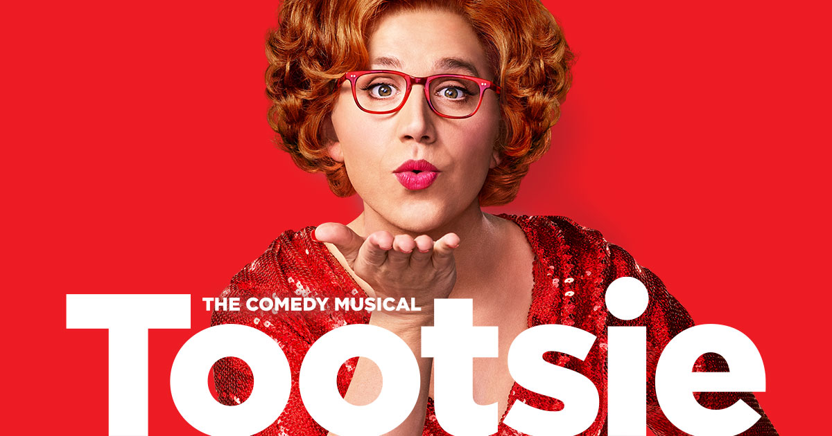 Image result for tootsie musical banner